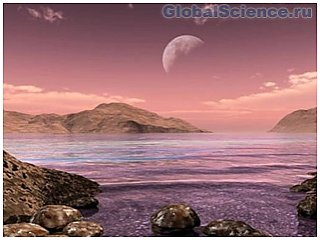 Раньше на земле практически не было кислорода