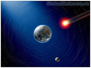 Возле Земли пролетит крупный астероид