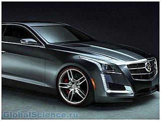 GM обещает робо-автомобиль к 2016 году