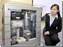 Японцы переходят на источники энергии будущего
