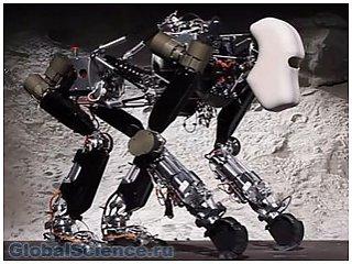 Японцы разрабатывают самого быстрого робота