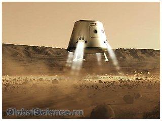 Для продолжения проекта Mars One не достаточно средств