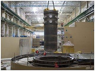 Россия выпустила первую партию нового ядерного топлива