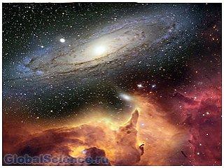 Вновь поставлена под сомнение теория Большого Взрыва