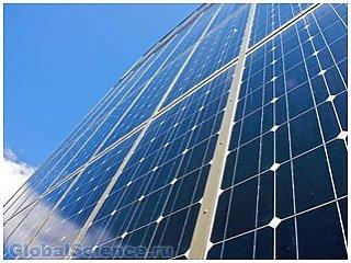 Архитекторы использовали солнечные панели для декора фасадов