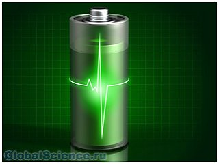 Учеными разработана высокоэффективная батарейка