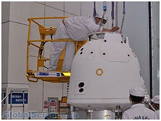 Китай продолжает освоение космоса