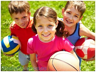 Детские психологи рекомендуют занятие спортом