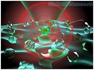 Ученые впервые создали алмазные нанонити