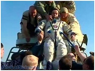 Успешно завершена сороковая экспедиция на МКС