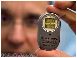 Ученые разработали миниатюрное устройство, контролирующее состояние здоровья