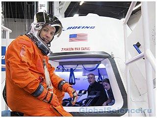 NASA определилось с компаниями для доставки астронавтов