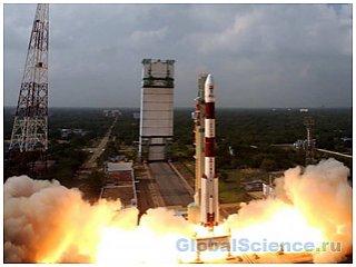 Орбиты Марса достиг первый космический аппарат Индии