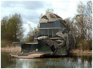 Архитекторы разработали экологический дом на страже нашей планеты