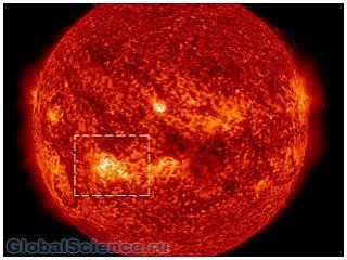 Шесть минут нагрев солнечной атмосферы изучала ракета NASA