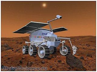 Для миссии Экзомарс выбраны четыре возможные точки посадки