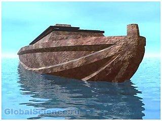 Под Геленджиком обнаружено судно, которое может оказаться Ноевым ковчегом