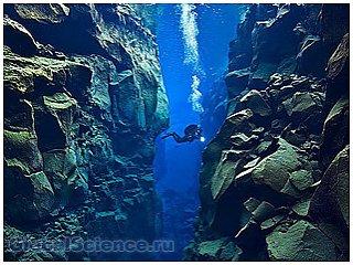 На дне океана по-прежнему холодно, а на поверхности все теплее