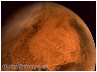 Индийский спутник сделал первое цветное фото Марса