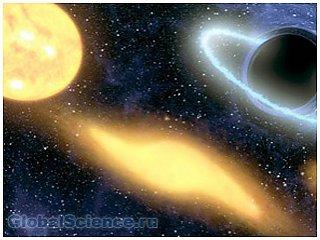 Астрономы могли обнаружить темную материю