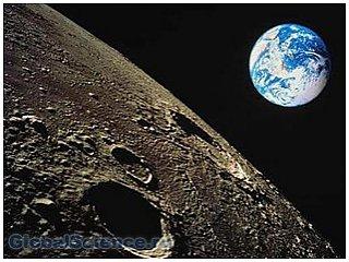 Лунная станция в качестве генератора энергии