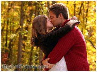 Поцелуи родителей полезны для детской психики