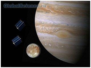 Новый проект NASA Europa Clipper