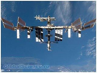 Как выглядит МКС, если смотреть на нее с Земли