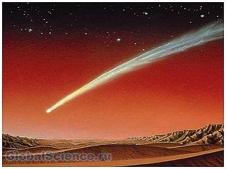 Встреча кометы Siding Spring с Марсом прошла на «высшем уровне» (3 фото)
