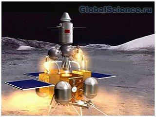 К Луне отправлен китайский экспериментальный аппарат