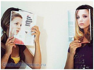 Просмотр фотографий моделей повышает самооценку женщин