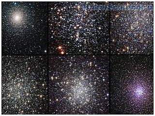 Опубликованы снимки самого яркого скопления звезд