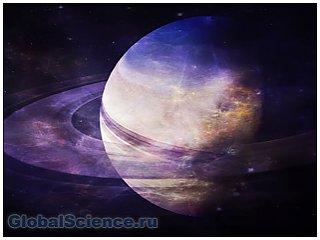 Облака Сатурна