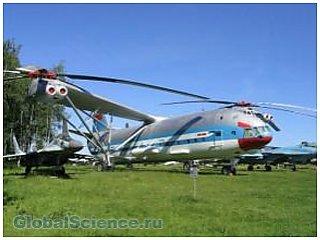 Самый большой вертолет в мире. Фото