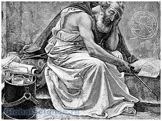 По мнению ученых, создателем первого компьютера был Архимед
