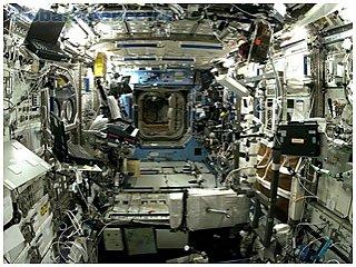 Экипаж МКС исследовал на орбите огонь, мух, рыбок