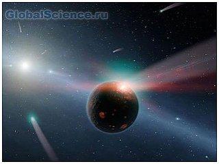 Источники земной воды помогает обнаружить Rosetta