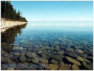 Самые чистые озера мира. Описание и фото