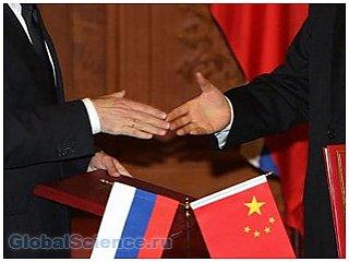 Россия и КНР заключат еще один договор