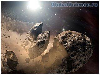 В день 26-го января рядом с землей пролетит астероид