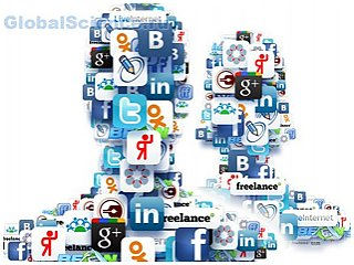 Размеры мозга зависят от частоты посещения социальных сетей