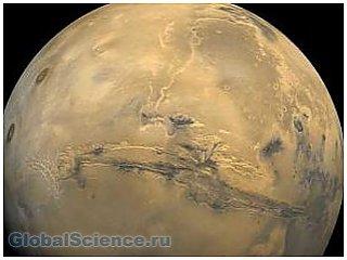 Чем объясняются различия, существующие между двумя полушариями Марса