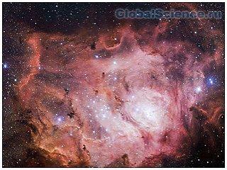 Снимок «пасти чудовища» сделал телескоп VLT