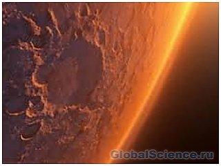 Загадочное облако над Марсом озадачило ученых