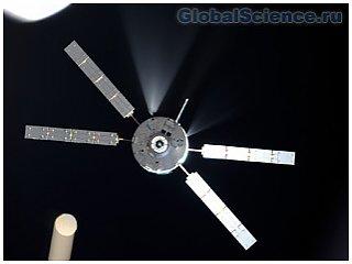 В сеть попало видео гибели космического устройства