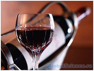Красное вино поможет похудеть