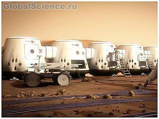 Обеспечивать колонистов на Марсе энергией будут передовые технологии