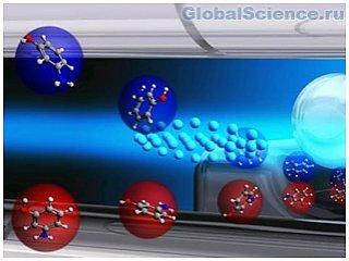 Изобретен аппарат, способный производить молекулы