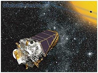 Кеплер отмечает свое шестилетие нахождения в космосе