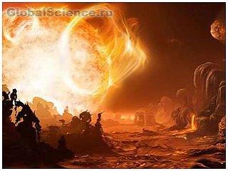 Обнажил мантию планеты упавший на Меркурий метеорит